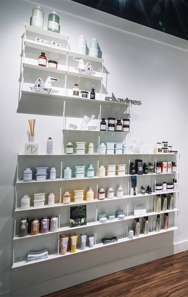 Fort Myers, Florida Davines Hair Care Products