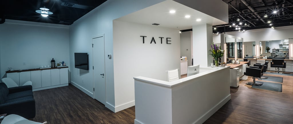 Salon TATE, a Fort Myers, Florida Hair Salon with the finest trained stylists and colorists in the area.