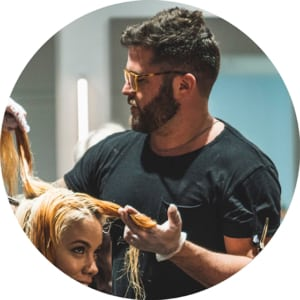 Josh Vega, a Fort Myers, Florida Hair Dresser / Hair Stylist